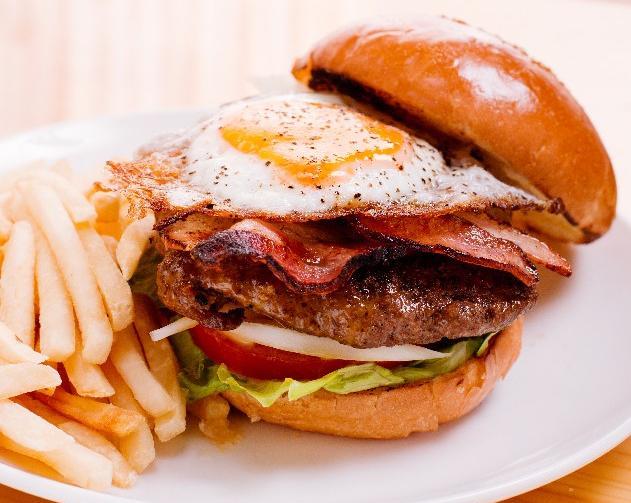 【ファーストフード】コレステロールの多い食事には注意を!のサムネイル画像