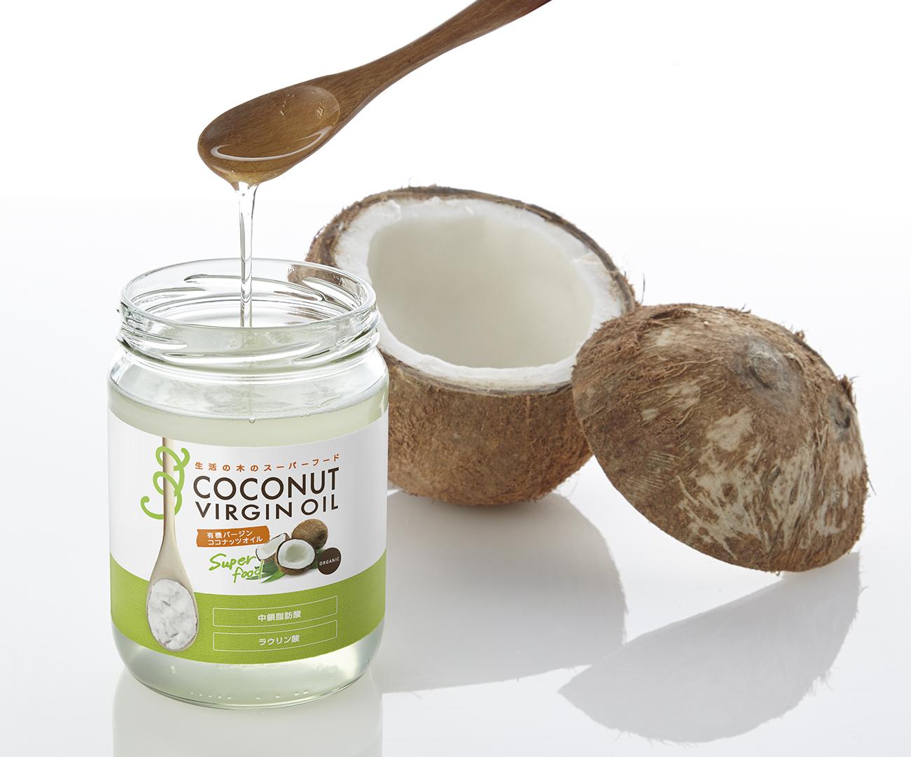 知ってた!?ココナッツオイルのカロリーと意外すぎるその栄養効果のサムネイル画像
