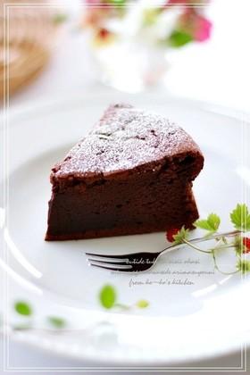 ガトーショコラはダイエットの敵ではない!カロリーと意外な事実。のサムネイル画像