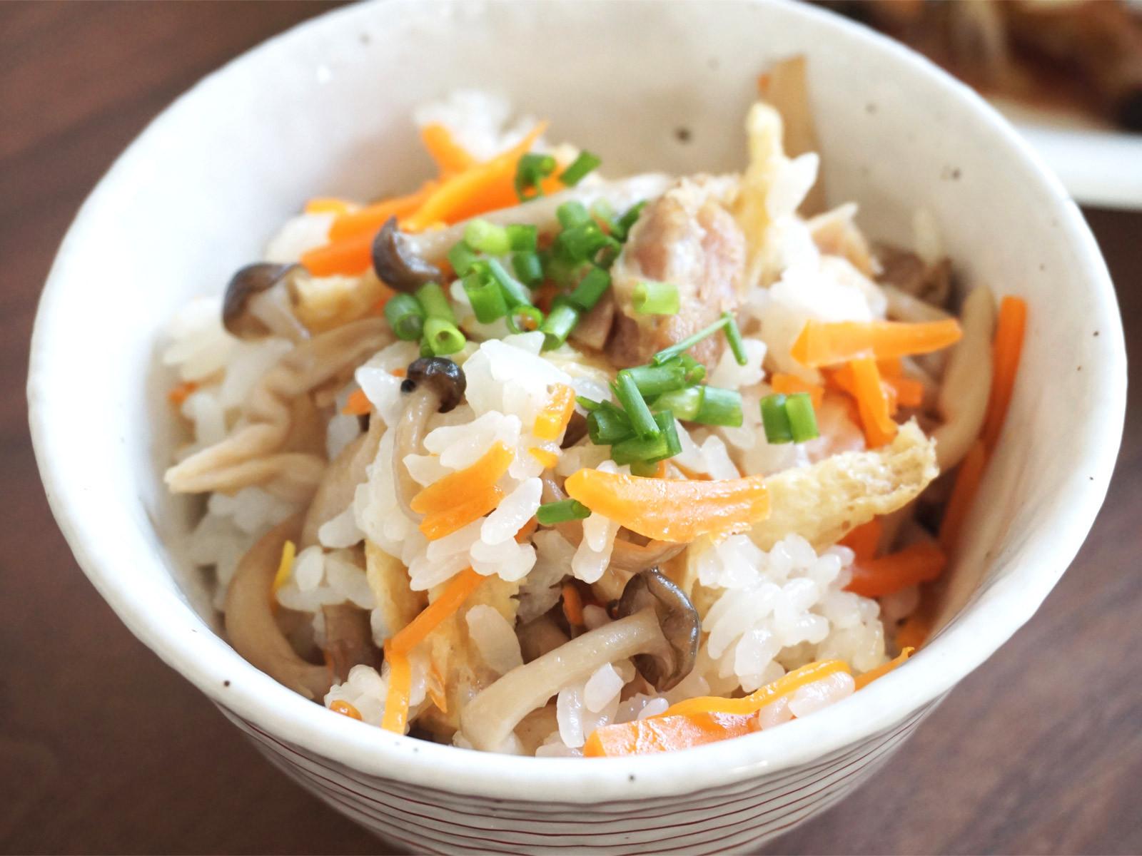 炊き込みご飯は無限大!各種炊き込みご飯の素敵なカロリーまとめのサムネイル画像
