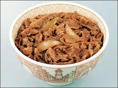ダイエット中でも食べたい!気になる牛丼のカロリーはどれぐらい?のサムネイル画像
