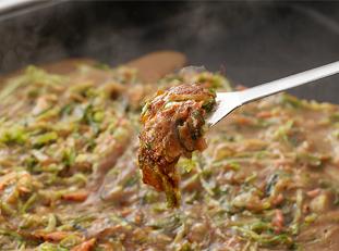 もんじゃ焼きは太るの?知られざるもんじゃ焼きのカロリーと栄養素!のサムネイル画像