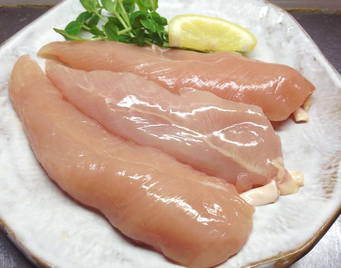 鶏ささみの栄養と健康の関係とは?気になる、鶏ささみの栄養の秘密のサムネイル画像