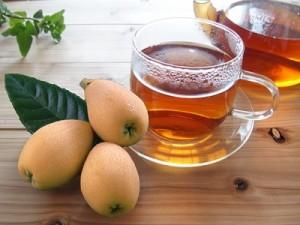 びわ茶をご存知ですか?果物のびわから作ったびわ茶の効果をご紹介!のサムネイル画像