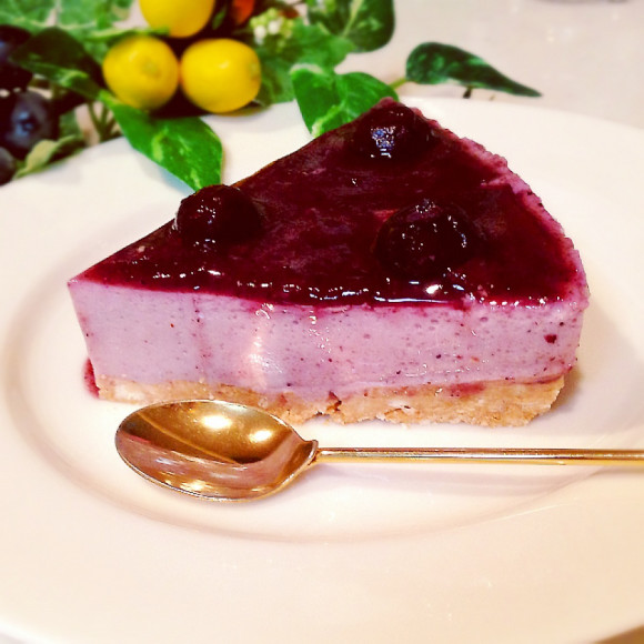 甘酸っぱい♪ブルーベリーを使った低カロリースイーツレシピ3選のサムネイル画像