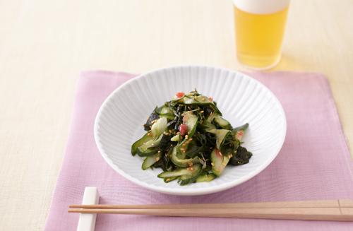 栄養たっぷり♪わかめを使った低カロリーなおかずレシピ3選のサムネイル画像