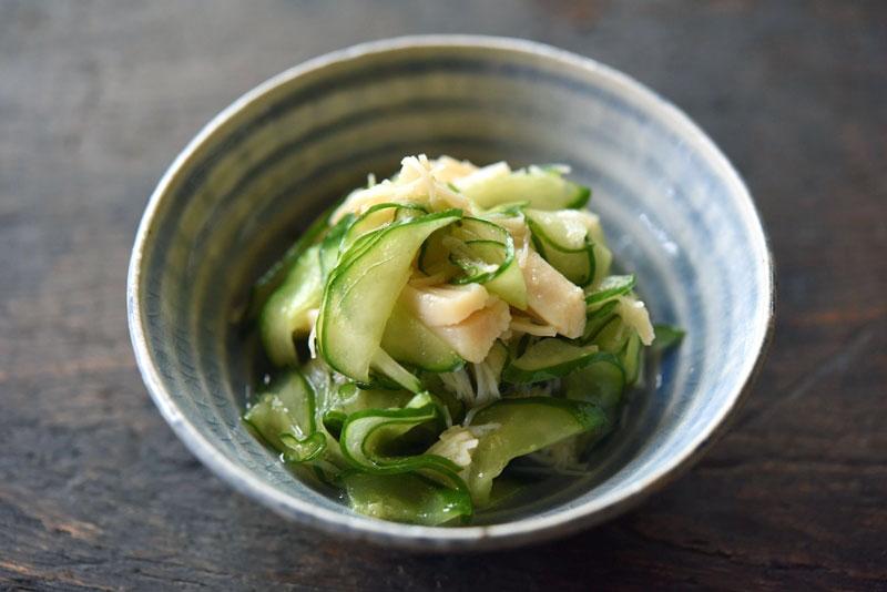 ダイエットの強い味方!きゅうりを使った低カロリーレシピ3選のサムネイル画像