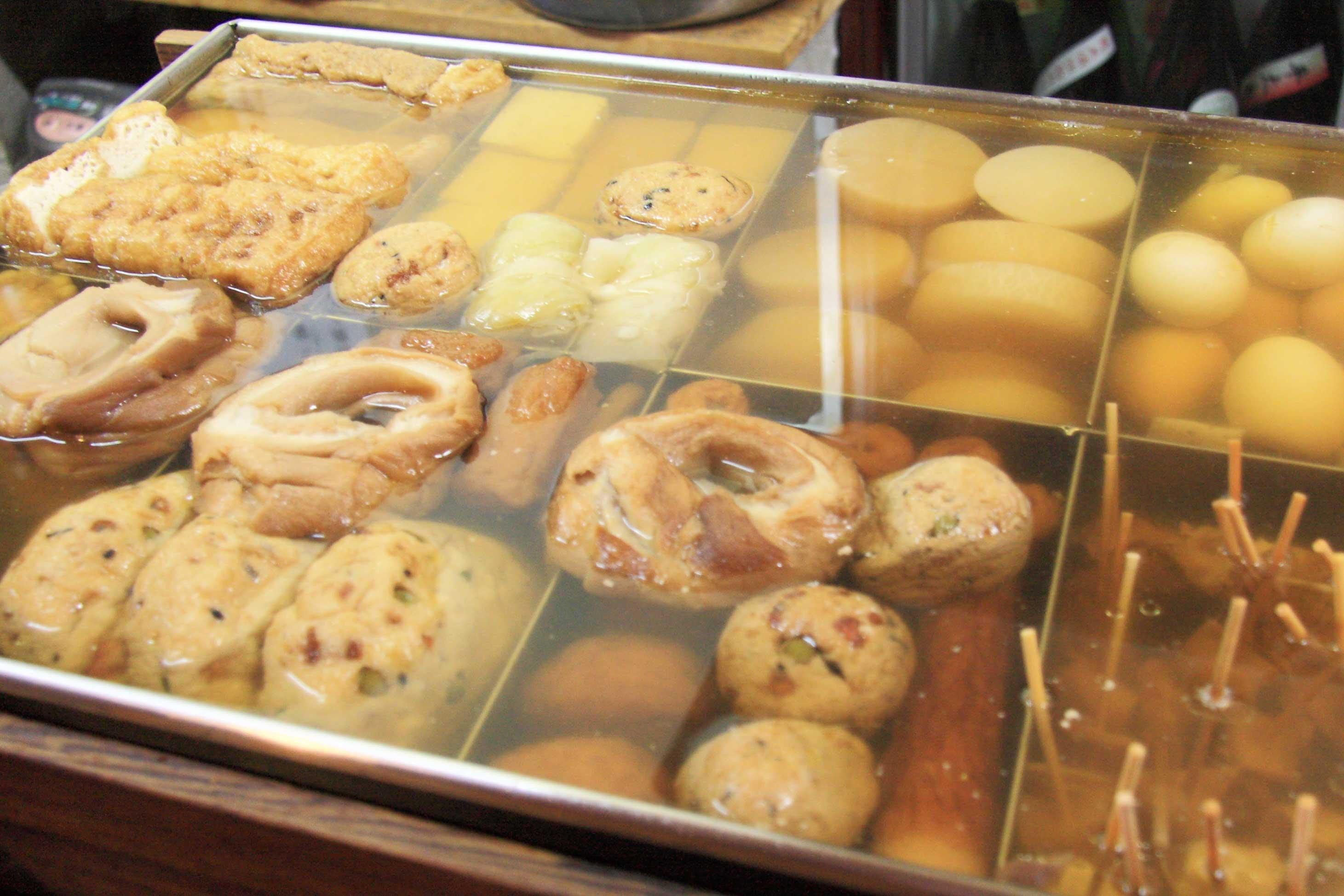 毎日おでんを食べるだけでお手軽ダイエットが出来るって本当?のサムネイル画像