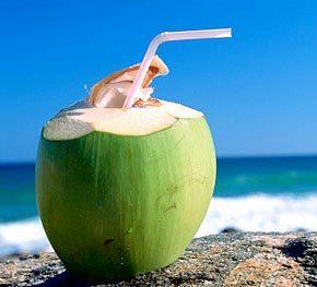 今、注目のココナッツ☆ジュースに含まれる栄養もすごいんです!のサムネイル画像