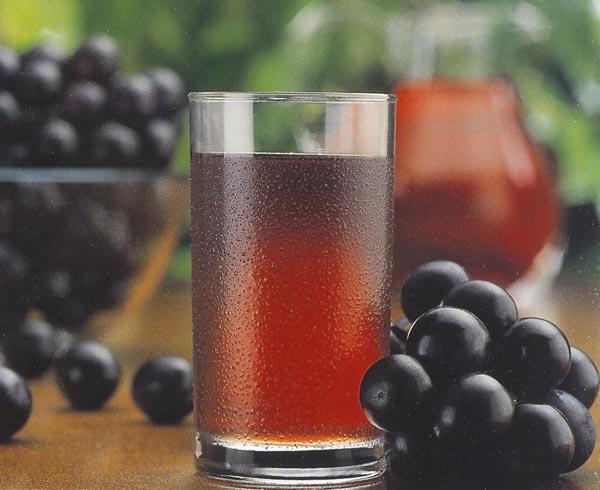 山の恵み、ぶどうジュース♪身近にあるその栄養を見直してみよう!のサムネイル画像