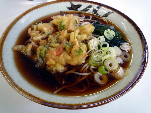 天ぷらそばのカロリー値、高そうで避けていませんか?それは嘘です!のサムネイル画像