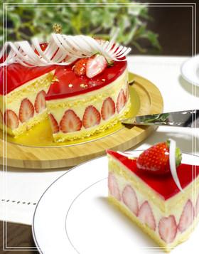 苺のショートケーキは美味しいが、実際のカロリーは如何ほどかのサムネイル画像