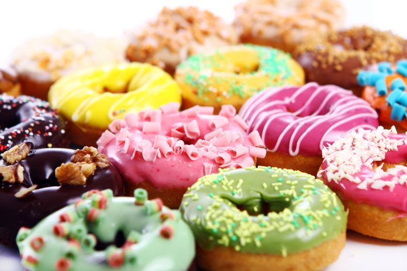 あま~いドーナツのカロリーを知ってダイエットに役立てよう!のサムネイル画像