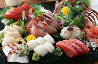 刺身は日本人の食事には切り離せないご馳走です。ではカロリーは?のサムネイル画像