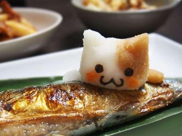 今日のおかずが焼き魚ならカロリーコントロールは上手く行くのサムネイル画像