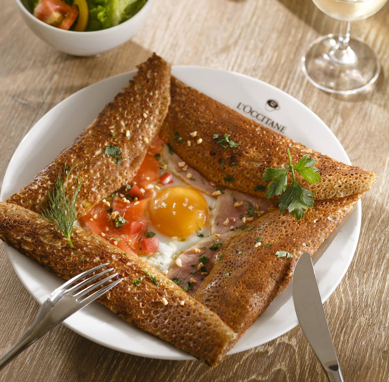 ガレットでダイエットできる!カロリーと栄養効果を徹底調査!のサムネイル画像