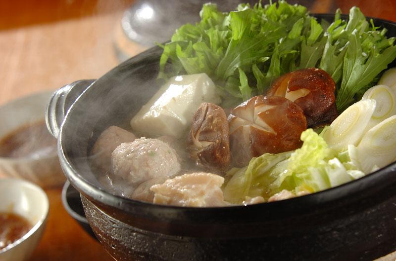 お鍋が食べたい!でもカロリーは抑えたい!そんな時は「水炊き」で!のサムネイル画像
