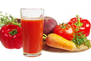 カロリー減少、野菜ジュースを飲んで、1日を元気にスタートしようのサムネイル画像