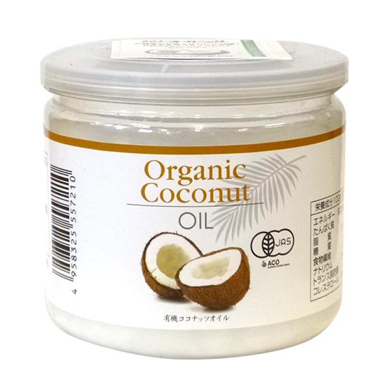 ココナッツオイル オーガニックで体に美しい生活をしよう!のサムネイル画像