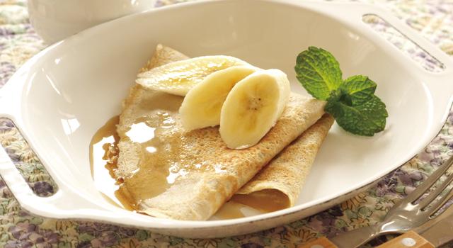 ダイエット中でも安心!カロリーを抑えたクレープを食べよう~☆のサムネイル画像