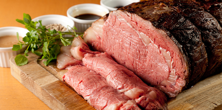 ローストビーフって太る食べ物?気になるカロリーと栄養価はこれだ!のサムネイル画像