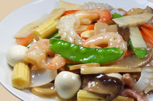 具だくさんなヘルシー中華【八宝菜】を低カロリーにする秘密のコツ♡のサムネイル画像