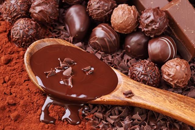 チョコレートのポリフェノールは、美容に最適!気になる効果とは?のサムネイル画像