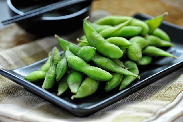 枝豆は低カロリーだけど、実は太る?ダイエットには向かない?のサムネイル画像