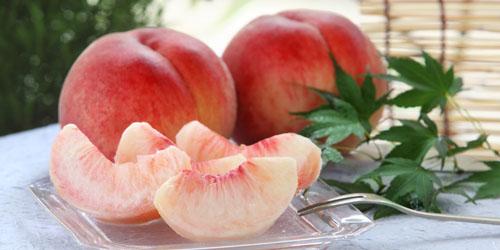 桃の栄養ってどうなの?桃の栄養を知ることで、健康的な生活を!のサムネイル画像