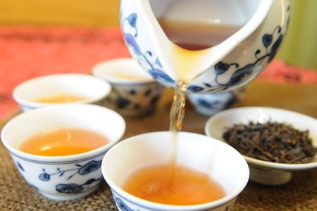 ダイエット効果のみならず!女性の味方プアール茶でキレイに☆のサムネイル画像