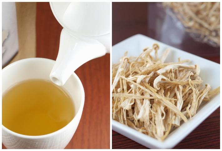 最強のダイエットかも?!えのきのお茶で脂肪燃焼ができる!!のサムネイル画像