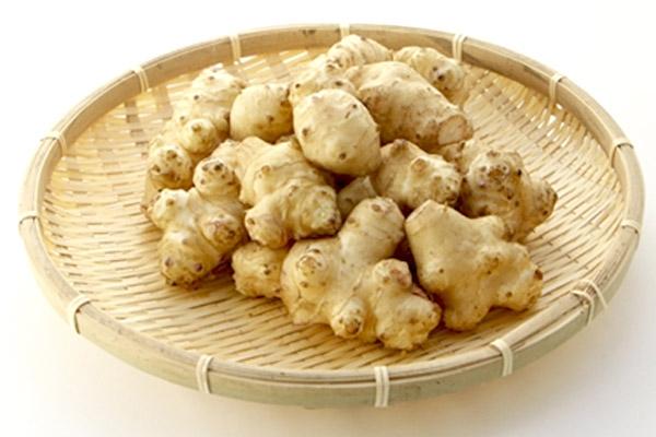 ダイエットに効果があり?!強〜いパワーの菊芋の効能を教えますのサムネイル画像