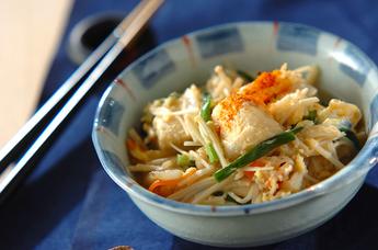ダイエットの味方!高野豆腐の卵とじのレシピや効果をご紹介のサムネイル画像