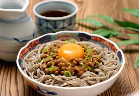 ダイエット中の主食におすすめ!低カロリーなそばアレンジ3選のサムネイル画像