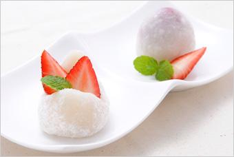 意外と低カロリー?!いちご大福のカロリーとダイエットについてのサムネイル画像