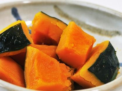 かぼちゃの煮物でダイエット!?あま~いかぼちゃの煮物のカロリーのサムネイル画像