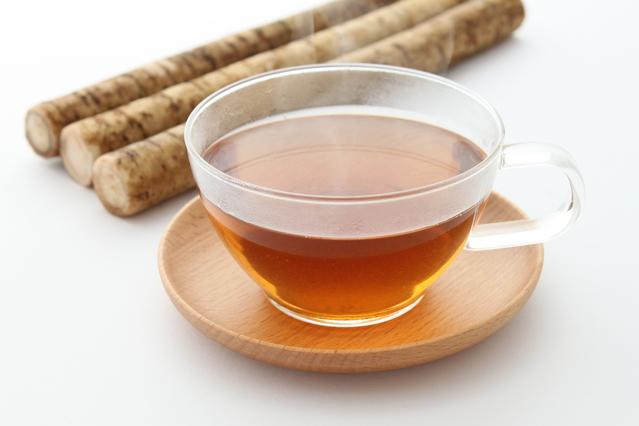 あまり聞き慣れないごぼう茶とは?また、ごぼう茶の効果とは?のサムネイル画像