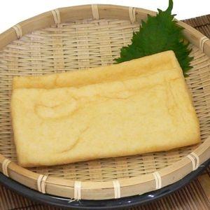 煮たり!焼いたり!包んだり!!油揚げのカロリーと栄養効果とは!のサムネイル画像