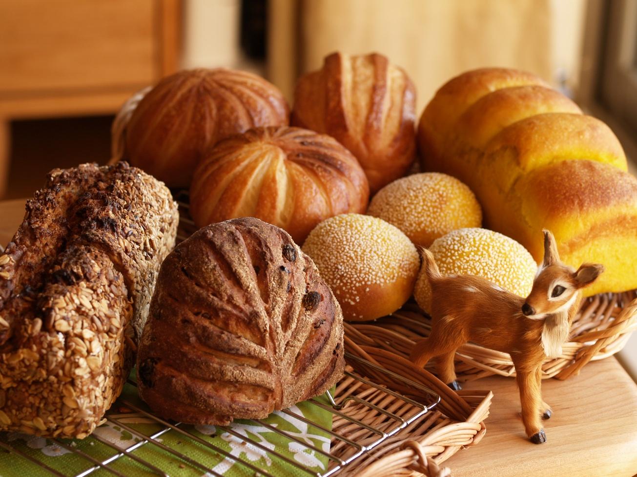 パン好きに朗報!ダイエット中でも楽しめるパンとそのカロリーのサムネイル画像