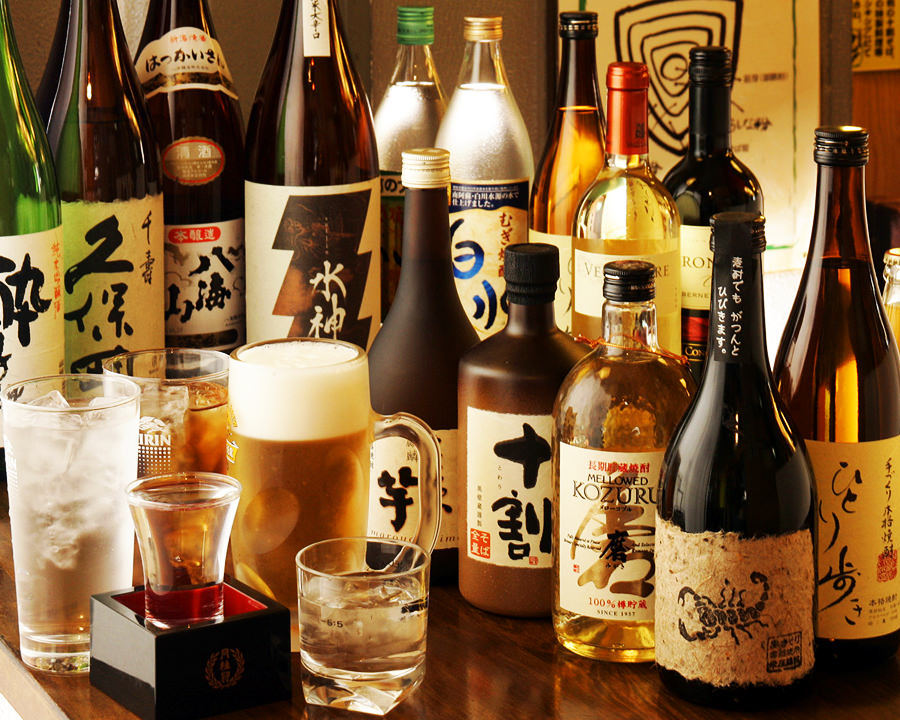 ダイエット中でも飲みたい!ダイエット中に飲む上手なお酒の飲み方のサムネイル画像