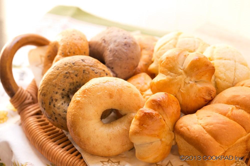 太りやすくても大丈夫!?ダイエット中でもパンを美味しく食べる方法のサムネイル画像