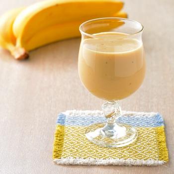 バナナジュースはおいしいだけじゃなかった!その効果とは?のサムネイル画像