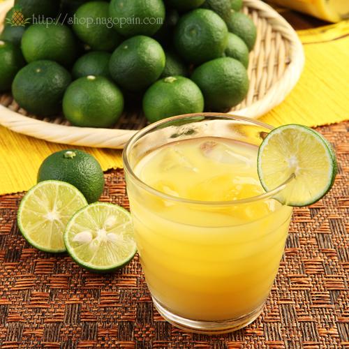 シークワーサージュースはすごいんです!その栄養とおいしい活用法のサムネイル画像