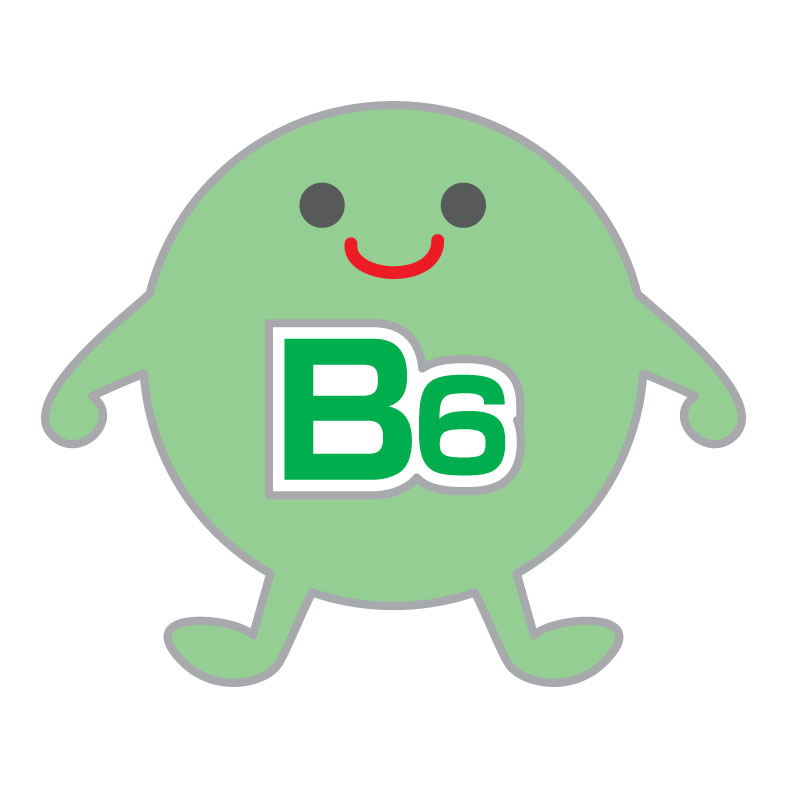 ビタミンB6って?効果?知らなかったビタミンB6の効果とは?のサムネイル画像