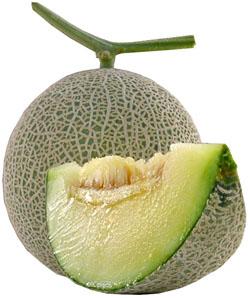 高級フルーツの代名詞!☆メロンに含まれる栄養とその栄養効果とはのサムネイル画像