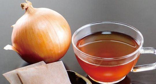 玉ねぎは皮を捨てないで!玉ねぎの皮で健康に良い玉ねぎ茶を作ろう☆のサムネイル画像