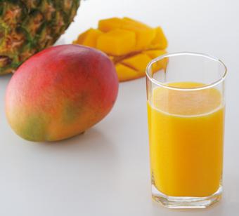栄養満点!ダイエットにも効果的なマンゴージュースの効能とは?のサムネイル画像