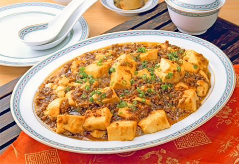 中華料理の定番!麻婆豆腐の驚きのカロリーとその栄養効果知ってる?のサムネイル画像